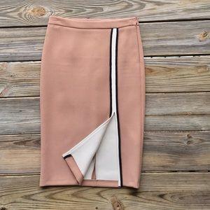 Sleek Zara pencil skirt